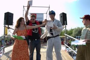 Zeitfahren Kinderlose Kiste 2.Pl.: exLEpäng Racing Team