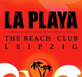 LA PLAYA Logo mit Hintergrund 2012