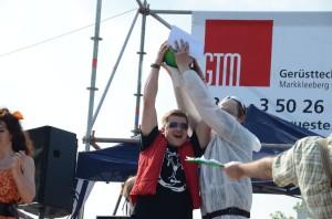 Massenstart Kinderlose Kiste 3.Pl.: exLEpäng Racing Team